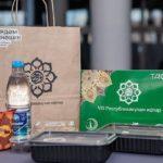 Работа пункта помощи ПРИЮТ во время священного месяца Рамадан